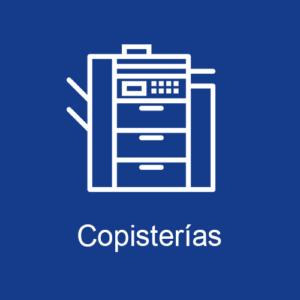 Copisterías