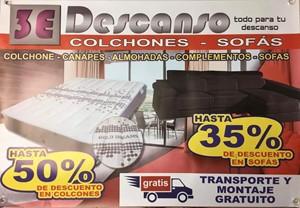 COLCHONERIA CIEMPOZUELOS