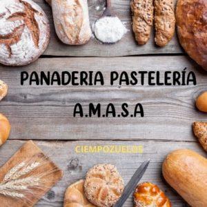 Panadería y pastelería Amasa