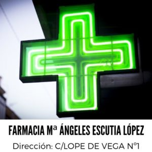 Farmacia Mª Ángeles Escutia López