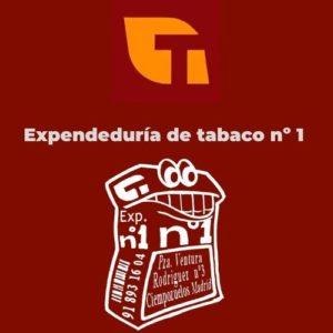 Estanco – Expendeduría de Tabaco nº 1