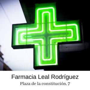 Farmacia Leal Rodriguez