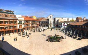 Plaza de ciempozuelos